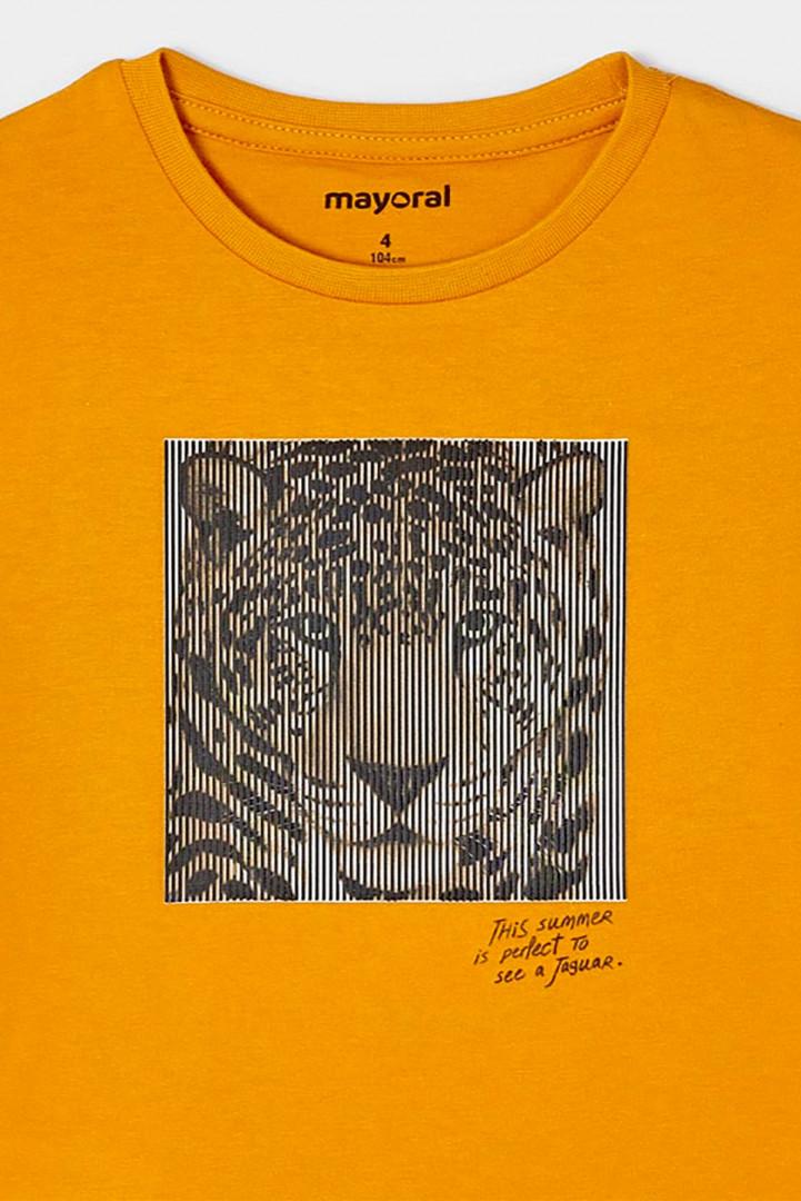 Pull loose en maille imprimé rayé multicolore JADE Only
