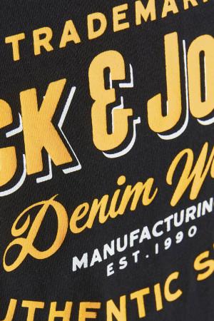 Polo uni avec logo brodé et bords rayés Fred Perry