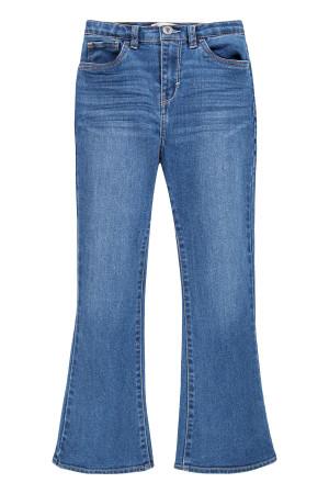 Jean droit bleu foncé homme Lee Cooper LC116 Minal Oxford