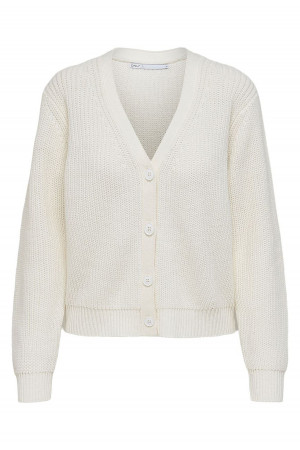 Cardigan uni en maille fermeture boutons SOOKIE Only